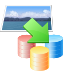 Image Export SQL Icon