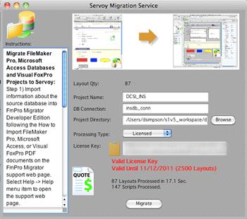 Servoy Migration Service - by  com Solutions Inc